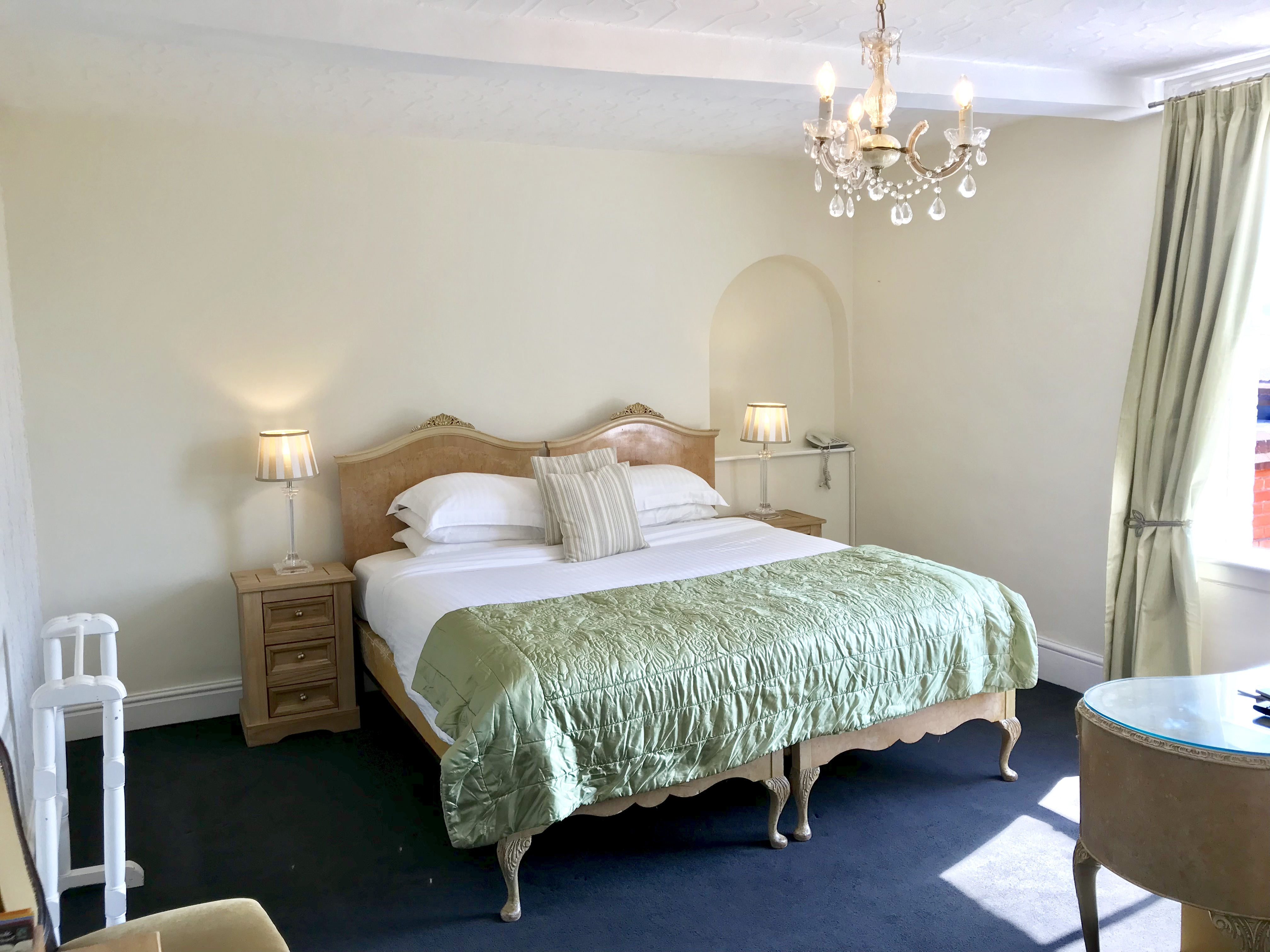Alfreda room at Aylestone Court Hotel Hereford 4